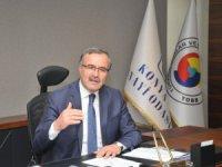 Anadolu'nun en etkili 50 iş adamı arasında Konya'dan üç sanayici