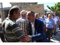 Başkan Kavuş, mahalle ziyaretlerini sürdürüyor