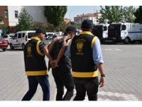 Aksaray'da aranan 6 zanlıya tutuklama
