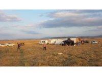 İhtiyarlar Taburu filmi Konya'da çekiliyor