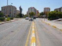 Aksaray Belediyesi güvenli ulaşım için çalışıyor