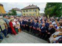 TDBB'nin desteğiyle Glamoc Eğitim ve Kültür Merkezi açıldı