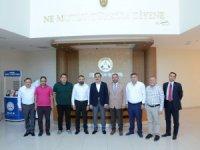 Konya Ticaret Odası Başkanı Öztürk'ten ATSO'ya ziyaret