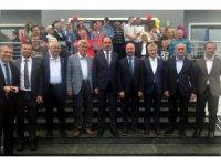 Selçuklu Belediyesi kardeş şehir Stari Grad'a oyun parkı kazandıracak