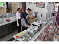 Aksaray'da Kurban Bayramı öncesi kasaplar denetlendi