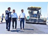 """Başkan Kılca: """"Karatay'da asfaltsız yol bırakmayacağız"""""""
