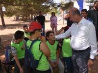 Başkan Pekyatırmacı'dan yaz kuran kursu öğrencilerine sürpriz ziyaret