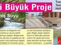 Eskil Tarımına Cansuyu Verecek İki Proje!