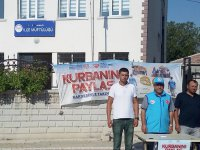Türk Diyanet Vakfı Eskil Şubesi Vekaleten Kesilecek Kurbanlara Talip