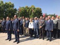 Atatürk'ün Konya'ya gelişinin 99. yıldönümü kutlandı