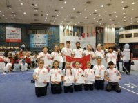 Selçuklu Belediyespor Wushu Kung-Fu Takımı Balkan Şampiyonasına damga vurdu
