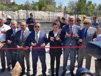 Ahmet Yaşar Eşmekaya Anadolu Lisesinin temeli törenle atıldı VİDEO