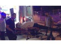 Cihanbeyli'de 3 Aracın Karıştığı Kazada 2 Kişi Yaralandı