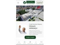 Ereğli Belediyesi mobil uygulamaya geçti
