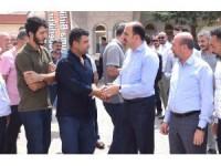 Başkan Altay, Zafer Sanayi'nde esnafla buluştu