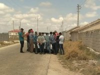 Eskil'de Plakasız ve Ruhsatsız Motosikletler Toplanıyor