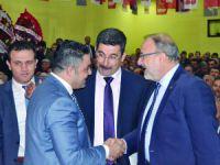 MHP Aksaray'da Ayhan Erel güven tazeledi
