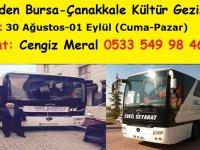Eskil Seyahat'ten 30 Ağustos'ta Anlamlı Çanakkale Gezisi