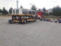 Seydişehir'de merkezdeki kokereç tezgahları kaldırıldı