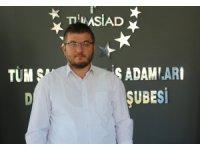"""TÜMSİAD Konya Şube Başkanı Ahmet Serçe: """"Türk milleti vatanı için canını seve seve feda eder"""""""