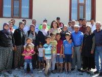 Eskil Hüyüklü Yaylası'nda Halk Günü Programı Düzenlendi