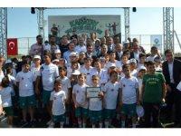 Aykut Kocaman'a genç sporculardan yoğun ilgi
