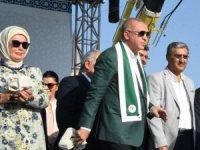 Cumhurbaşkanı Erdoğan iki müjde verdi, PANKOBİRLİK'ten teşekkür açıklaması geldi