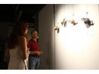MEDAŞ Sanat Galerisinde seramik sergisi açıldı