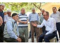 Başkan Kavuş Cuma buluşmalarına devam ediyor