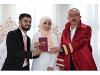 Meram'da nikahlarda 09.09.19 yoğunluğu