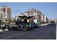 Elmalı Hamdi Hoca Caddesi yenilendi