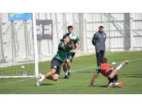 Konyaspor Denizlispor maçı hazırlıklarını sürdürüyor