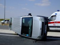 Eskilli Tır Şoförün Karıştığı Kazada: 5 yaralı