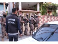 Uyuşturucu operasyonunda 14 şüpheli tutuklandı