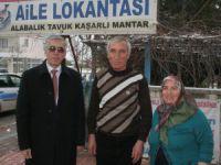 Vali Ataklı Eskil'de 'Engelsiz Sosyal Yaşam Alan Projesi'nin açılışını yaptı