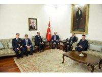 Konya'da İtfaiye Haftası etkinlikleri başladı