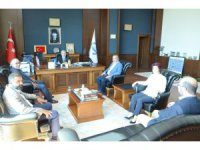 Aksaray'da hukuk ve diş hekimliği fakültesinin açılması konuşuldu