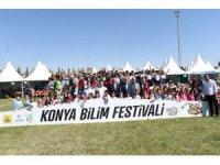 Konya Bilim Festivali Bilim Meraklıları İçin Kapılarını Açtı