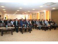 """Beyşehir'de """"Afetlerde Bilinçlilik ve Acil Yardım"""" konferansı düzenlendi"""