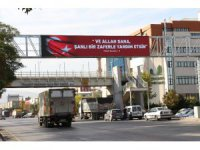 Konya'dan Mehmetçiğe 'Fetih Sureli' destek