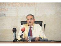 Selçuk Üniversitesinden Barış Pınarı Harekatına destek