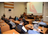 Selçuklu Belediye Meclisi'nden Barış Pınarı Harekâtı'na tam destek