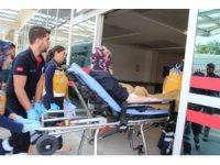 Pazarcıların silahlı kavgasında 2 kişi yaralandı