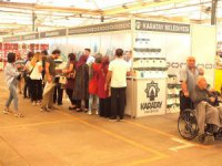'Konya Günleri'nde Karatay Belediyesi standına büyük ilgi