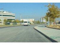 Ereğli Belediyesinden hastane yoluna sıcak asfalt