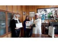 Moldova ve Romanya asıllı 3 kadın Müslüman oldu