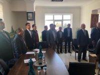 Hüyük'te Başkan Çiğdem'den spora tam destek