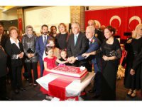 Konya'da Cumhuriyet Bayramı resepsiyonu