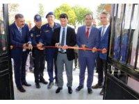 Sultanhanı'nda TÜBİTAK 4006 bilim fuarı açıldı