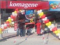 Komagene Eskil Şubesi Açıldı